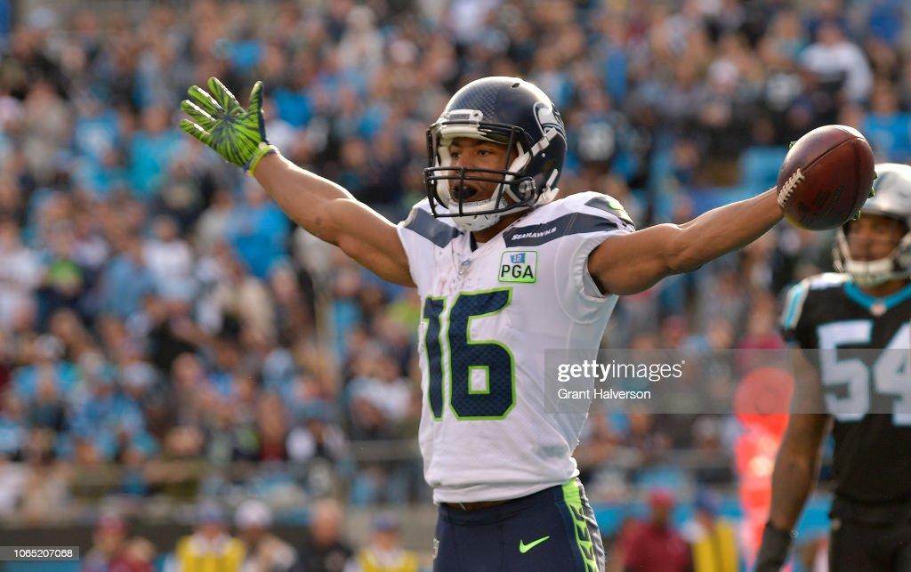 Seattle Seahawks v Carolina Panthers : ニュース写真