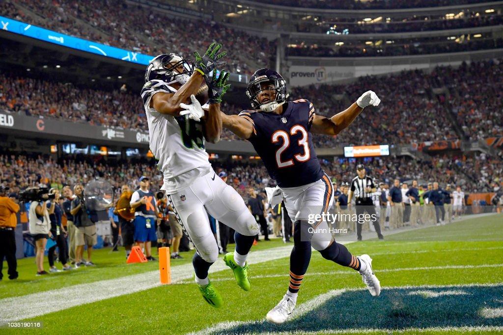Seattle Seahawks v Chicago Bears : News Photo