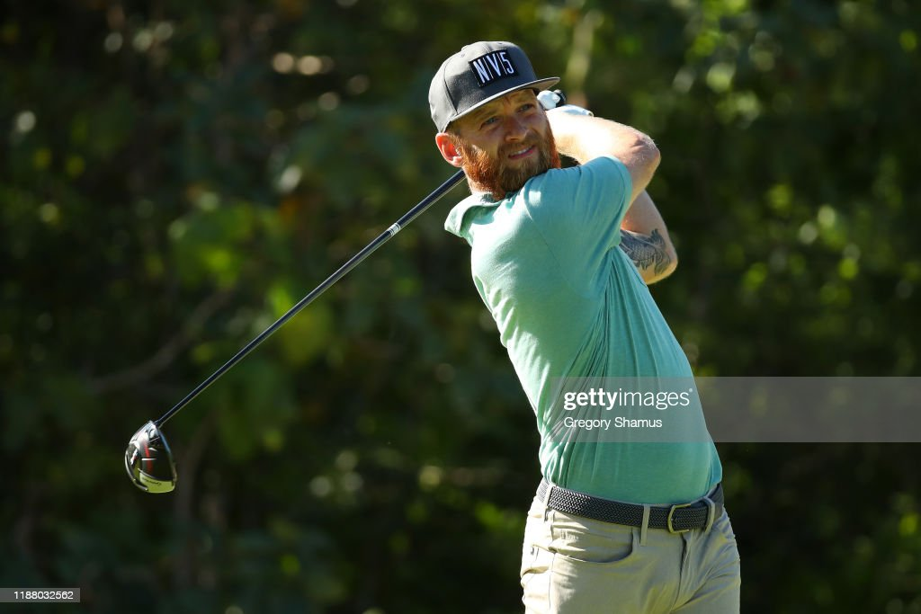 Mayakoba Golf Classic - Round Two : News Photo