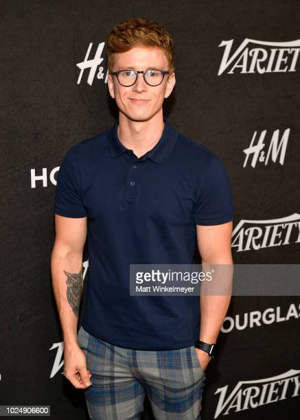 Tyler Oakley attends Variety's annual Power of Young Hollywood at Sunset Tower Hotel on August 28, 2018 in West Hollywood, California.