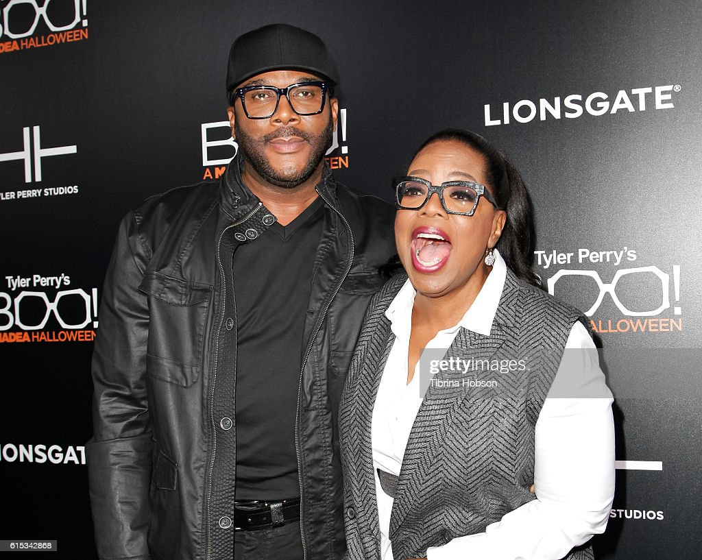 "CA: Premiere Of Lionsgate's ""Boo! A Madea Halloween"" - Arrivals"