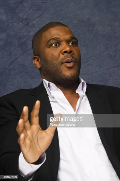 Tyler Perry at the Park Hyatt in Toronto Ontario Canada on September 13 2009 Reproduction by American tabloids is absolutely forbidden