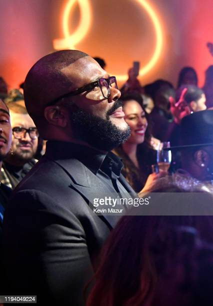 Tyler Perry attends Sean Combs 50th Birthday Bash presented by Ciroc Vodka on December 14 2019 in Los Angeles California