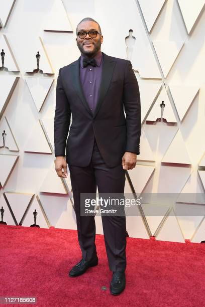 Tyler Perry attends the 91st Annual Academy Awards at Hollywood and Highland on February 24 2019 in Hollywood California