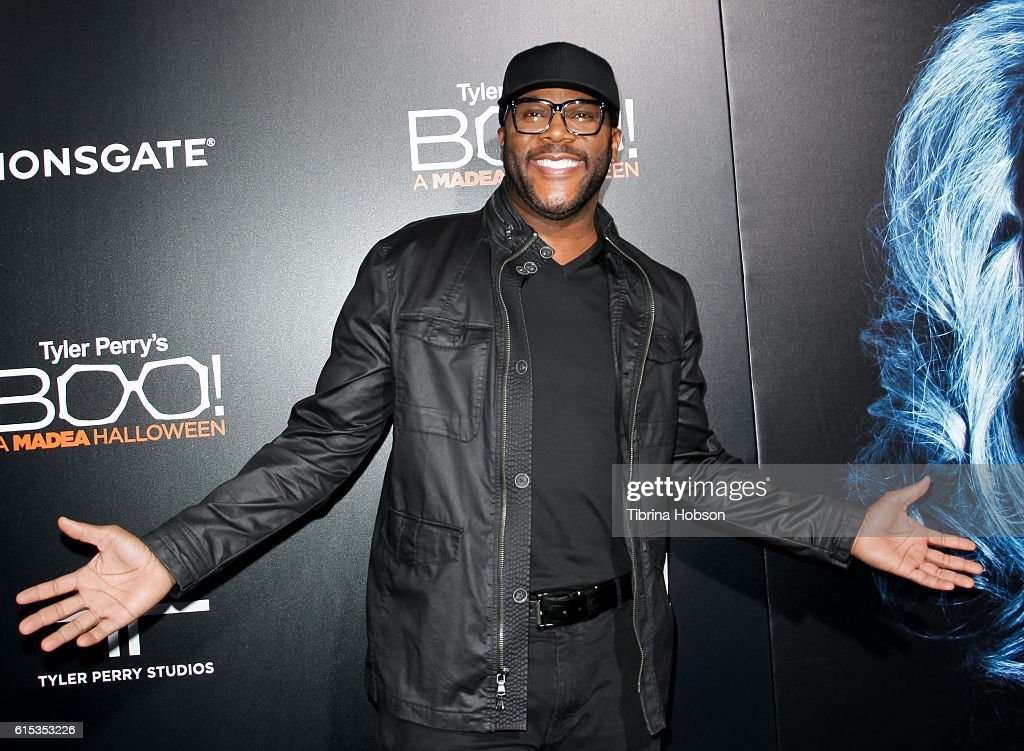 "Premiere Of Lionsgate's ""Boo! A Madea Halloween"" - Arrivals"