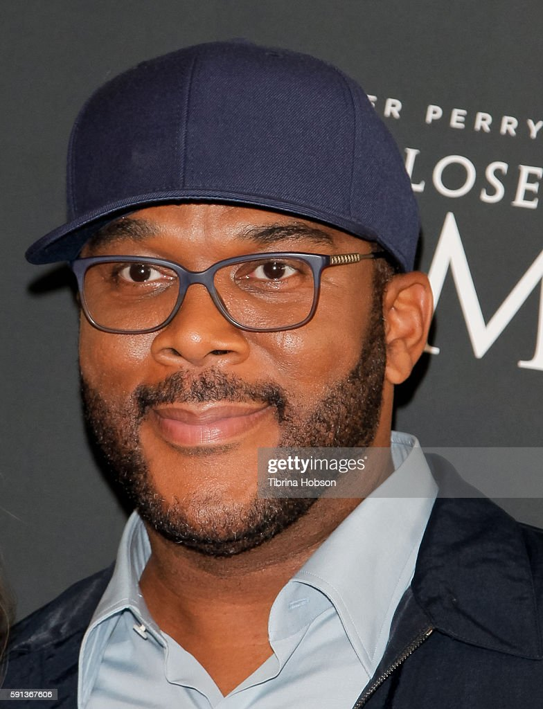 Tyler Perry attends the Screening of TLC Networks 'Too Close To Home' at The Paley Center for Media on August 16, 2016 in Beverly Hills, California.