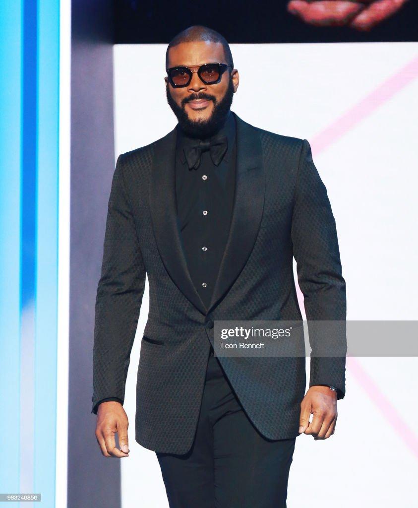 2018 BET Awards - Show : News Photo
