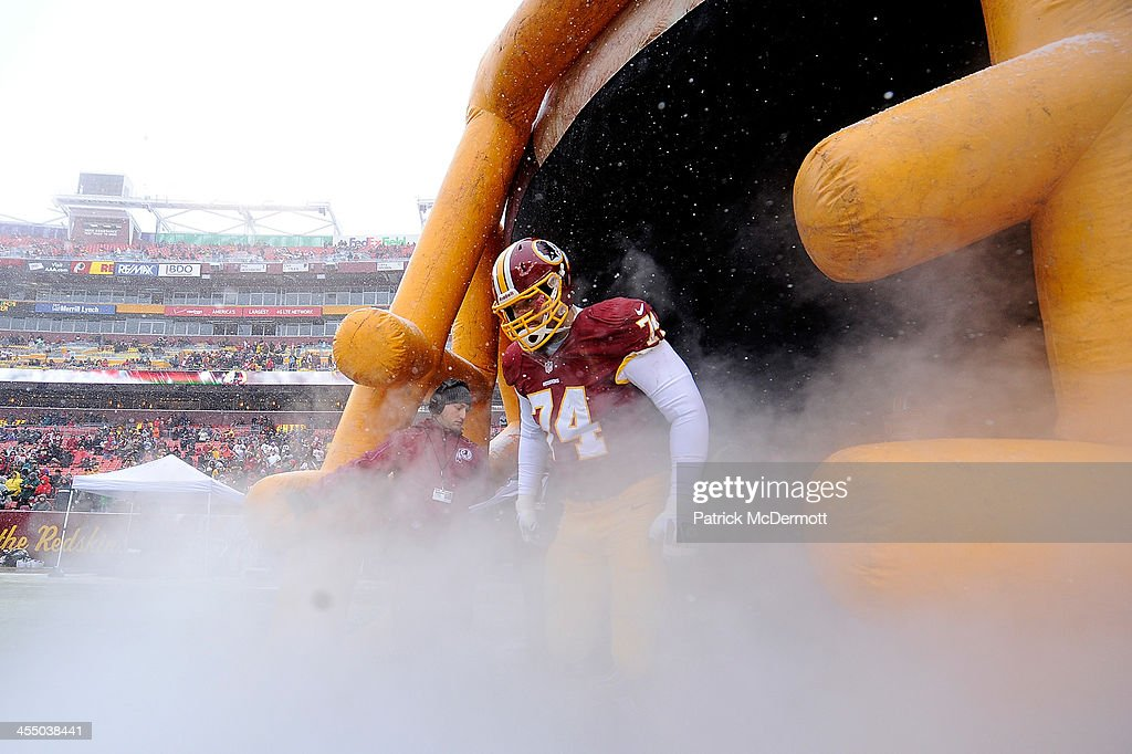 Kansas City Chiefs v Washington Redskins : News Photo