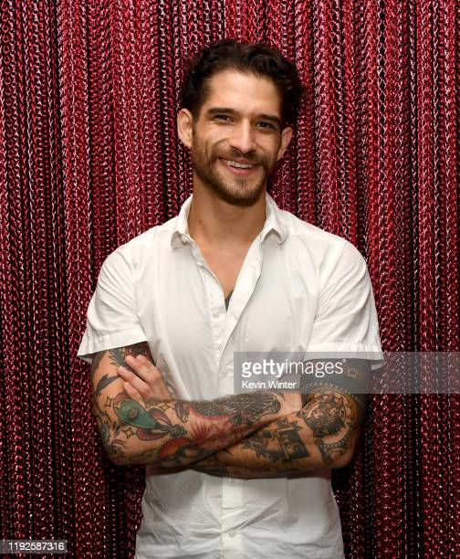"""Tyler Posey arrives at the after party for the premiere of Netflix's """"Fast And Furious: Spy Racers"""" at CityWalk Hollywood on December 07, 2019 in..."""
