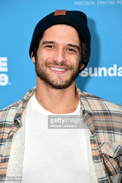 Tyler Posey attends the Gregg Araki's New Starz Series Now Apocalypse Premiere during the 2019 Sundance Film Festival at Library Center Theater on...
