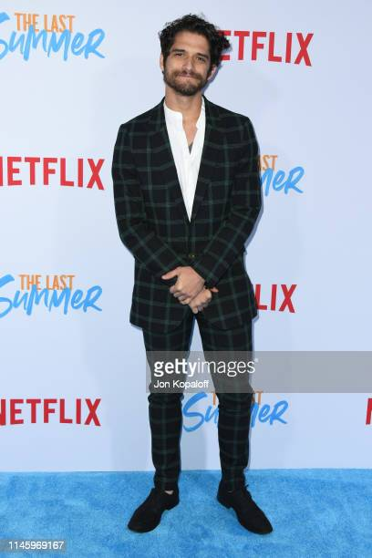 Tyler Posey attends the Special Screening Of Netflix's The Last Summer at TCL Chinese Theatre on April 29 2019 in Hollywood California