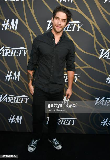 Tyler Posey attends Variety Power of Young Hollywood at TAO Hollywood on August 8 2017 in Los Angeles California