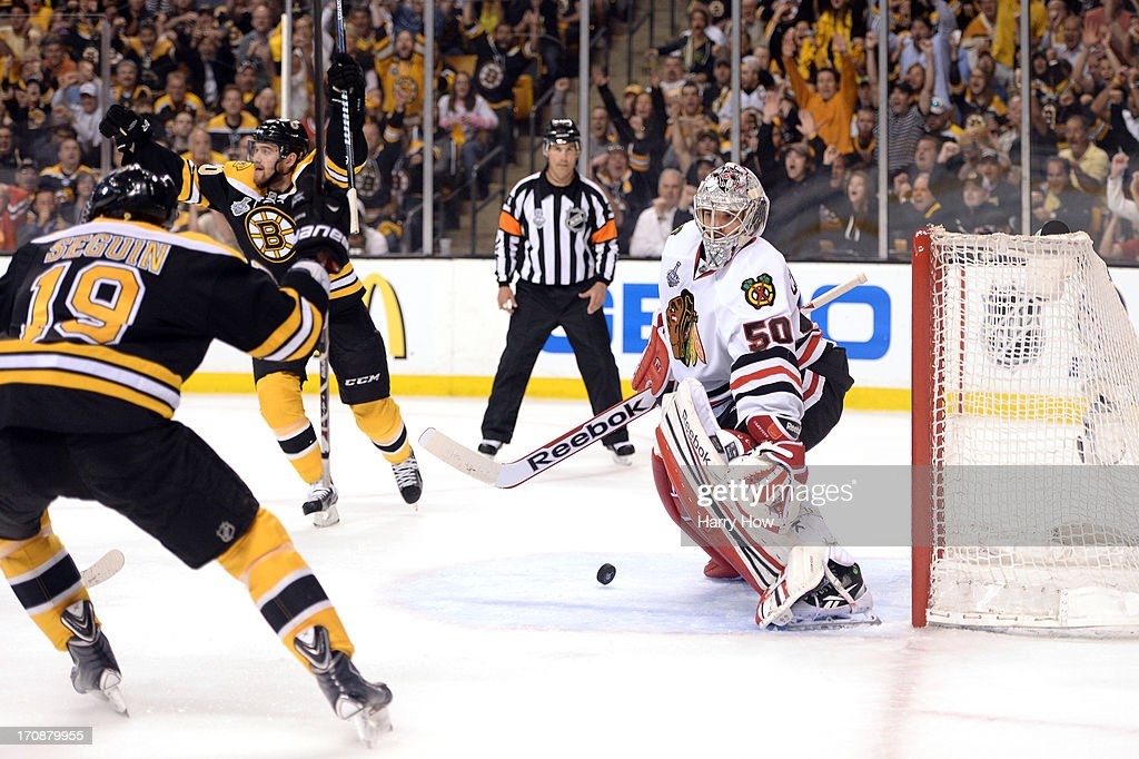 2013 NHL Stanley Cup Final - Game Four