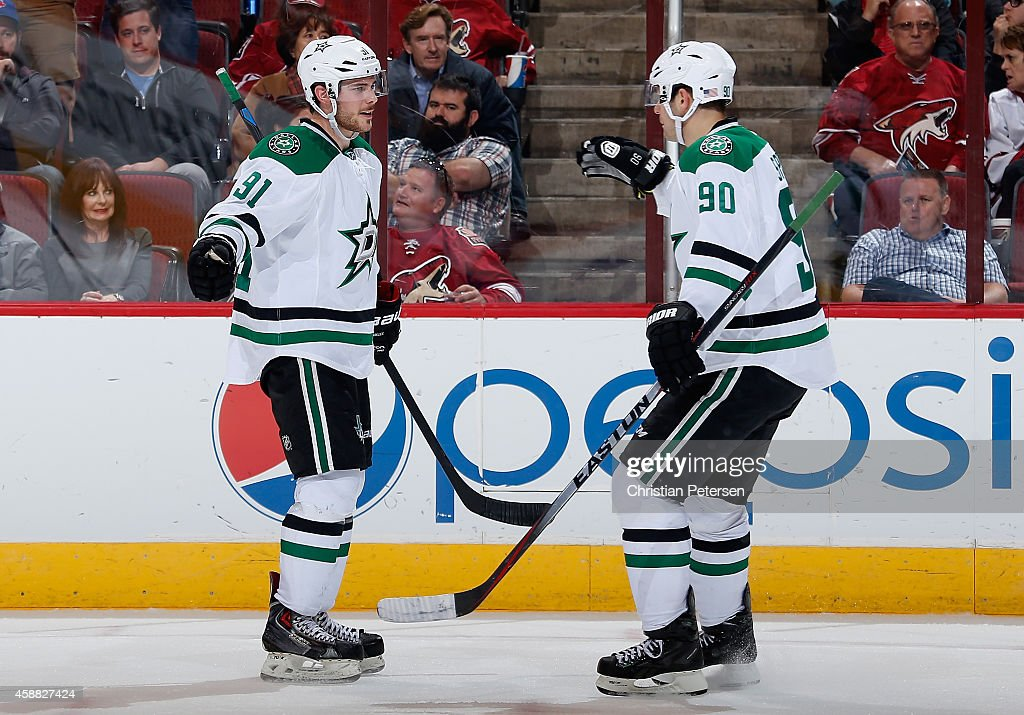 Dallas Stars v Arizona Coyotes