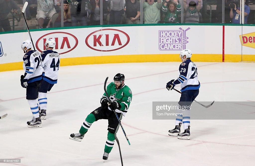 Winnipeg Jets v Dallas Stars : News Photo