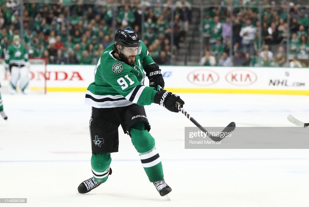 Nashville Predators v Dallas Stars - Game Six : News Photo