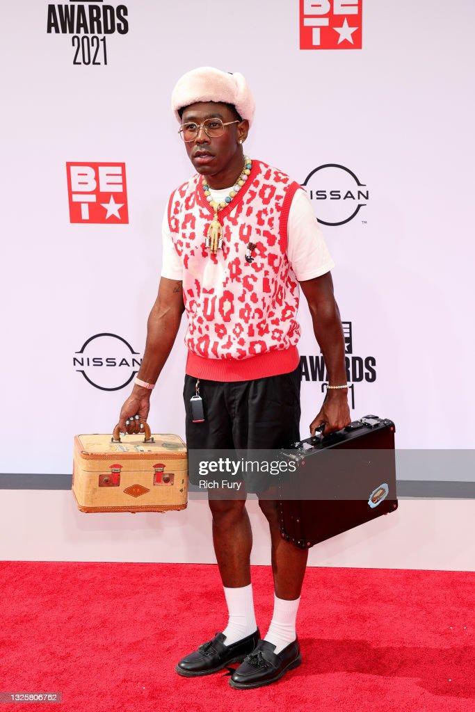 BET Awards 2021 - Arrivals : News Photo