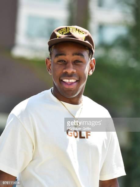 Tyler the Creator is seen on June 15 2018 in Los Angeles California