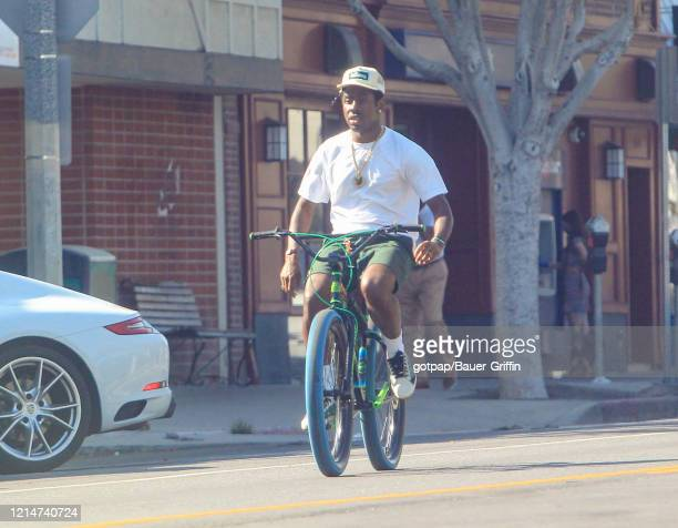 Tyler, the Creator is seen on May 22, 2020 in Los Angeles, California.