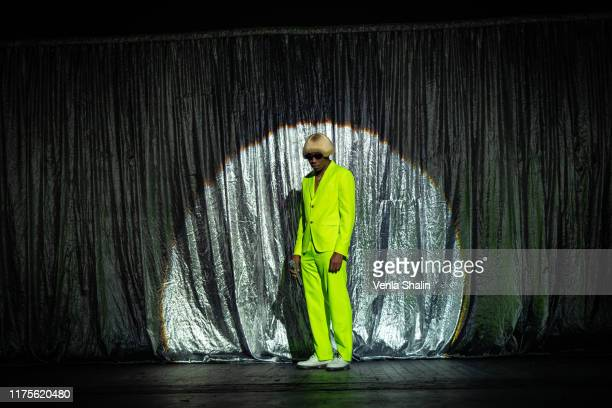 Tyler The Creator performs at O2 Academy Brixton on September 18 2019 in London England