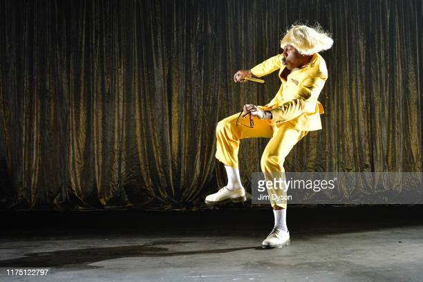 Tyler The Creator performs live on stage at O2 Academy Brixton on September 16 2019 in London England