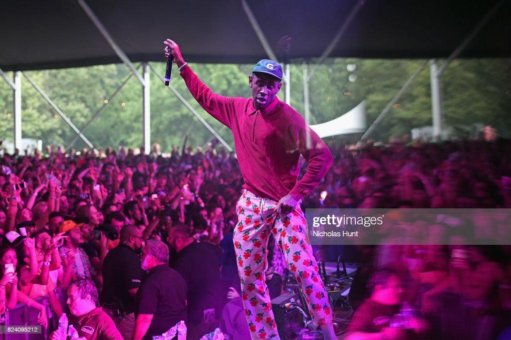 2017 Panorama Music Festival - Day 1 : News Photo