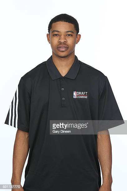 Tyler Ulis poses for a medical imaging head shot as part of the 2016 NBA Draft Combine on May 14 2016 at Northwestern Memorial Hospital in Chicago...