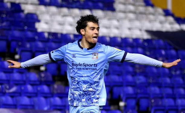 GBR: Coventry City v Cardiff City - Sky Bet Championship