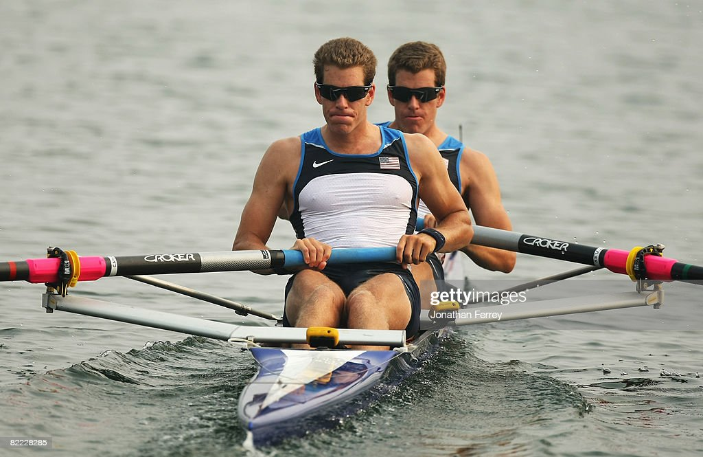 Olympics Day 1 - Rowing : News Photo