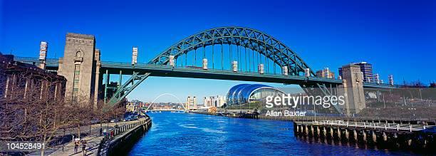 tyne bridge - newcastle upon tyne stock pictures, royalty-free photos & images