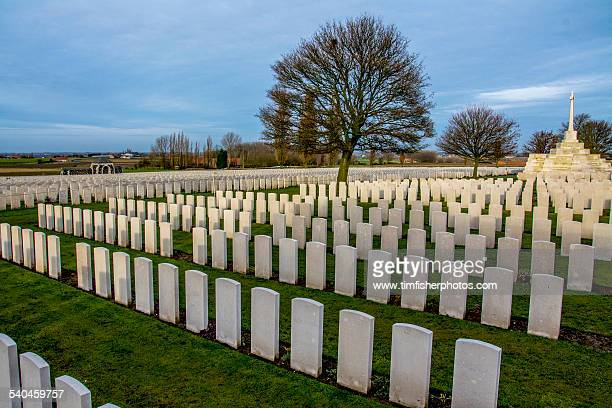 Tyne Cot war graves, Belgium
