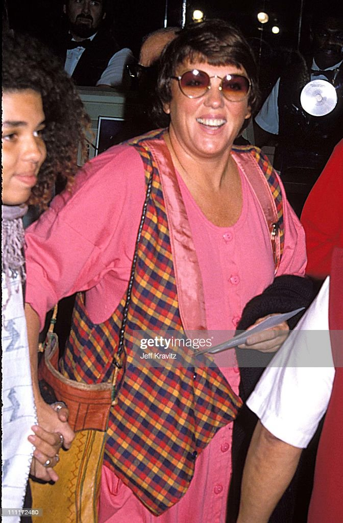 Tyne Daly during 1988 Young Artists Unite in Los Angeles, California, United States.