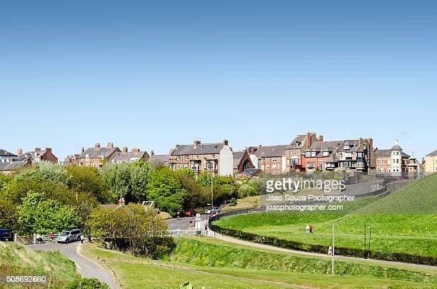 Tynemouth landscape.