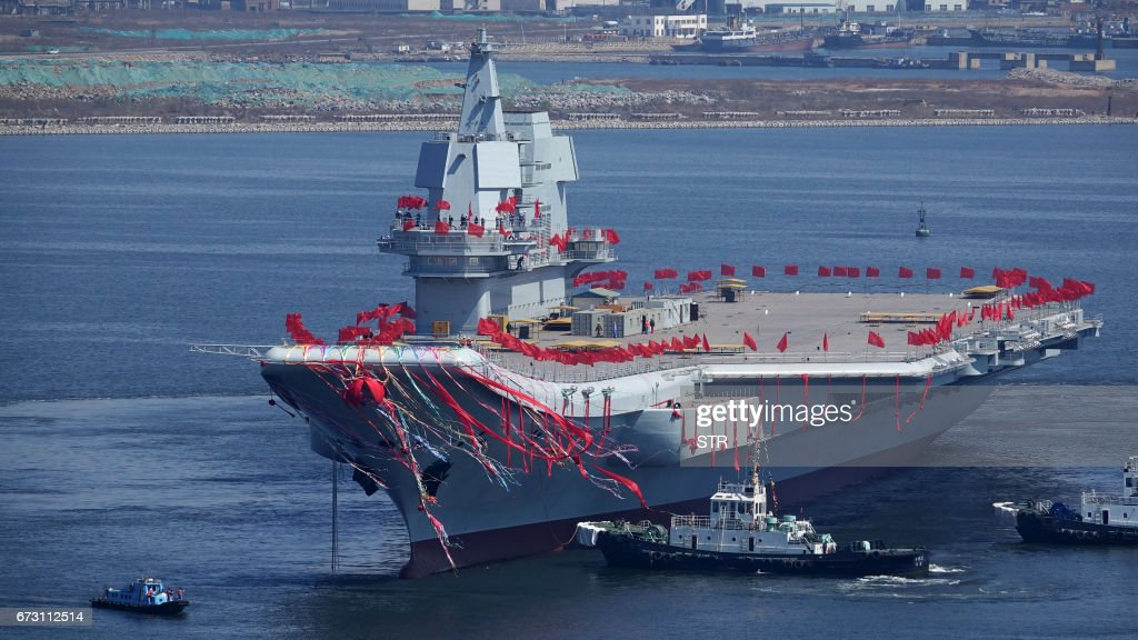 CHINA-DEFENCE-INDUSTRY : News Photo