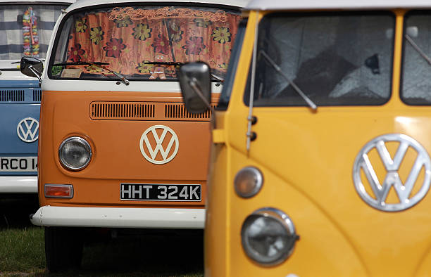 UNS: 8th March 1950 - Volkswagen Launches The Camper Van