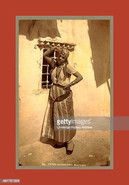 Types Algerians Moorish Neurdein Brothers 1860 1890 The Neurdein Photographs Of Algeria Including Byzantine And Roman Ruins In Tebessa And Thamugadi...