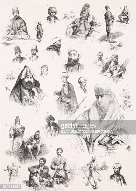 17 dervishes 2326 Circassian Tartars 4 Zeybek of Asia Minor 5 Zeybek of Smyrna 061217 Zeybek of Castambul 8 Softa chief of Santa Sophia 9 Softa 10...