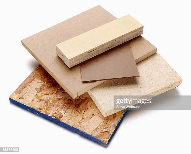5 Types of engineered composite cellulosic wood