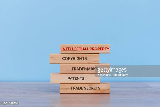 types of intellectual property - intellectual property stock pictures, royalty-free photos & images