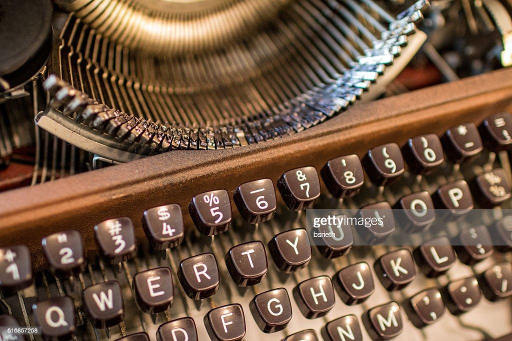 Typewriter 2 : Stock Photo