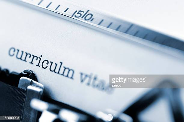 Schreibmaschine aus der Serie