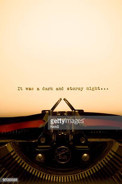 Typewriter - Short Story