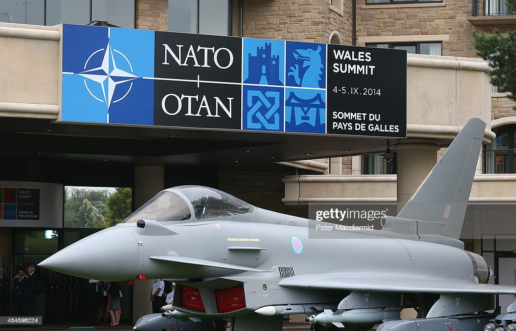 NATO Summit Wales 2014 - Day 1 : News Photo