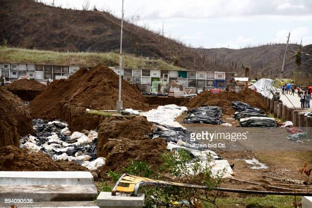 Typhoon Haiyan leaves a trail of destruction and death in Tacloban Almost three weeks after the disaster thousands of bodies stil need to be...