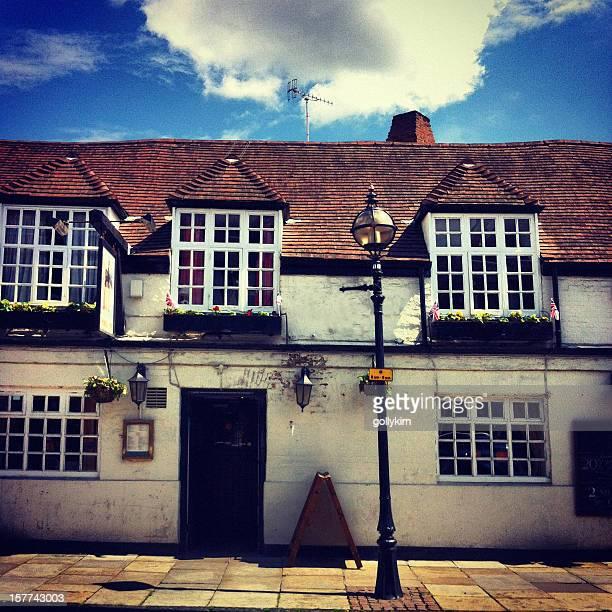 Typical 16th Century English Pub
