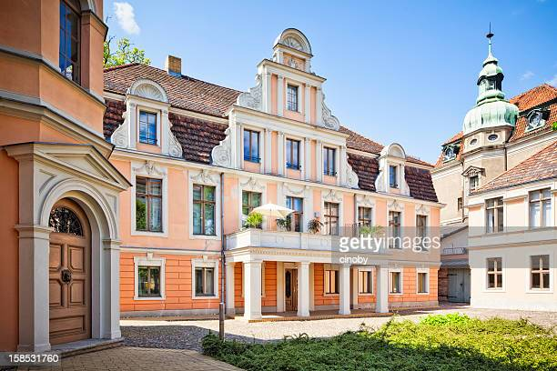 Typical architecture in Potsdam - Germany