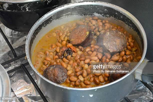 typical food - feijoada imagens e fotografias de stock