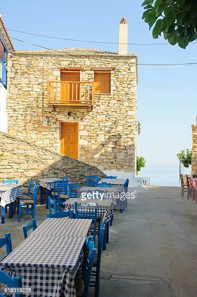 Tipico ristorante greco