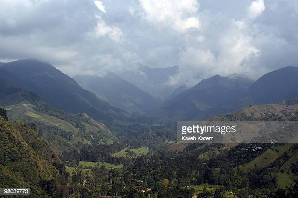 A typical landscape of Salento region Salento is a small town in the hills near the city of Pereira It is known for its trout fishing which is served...