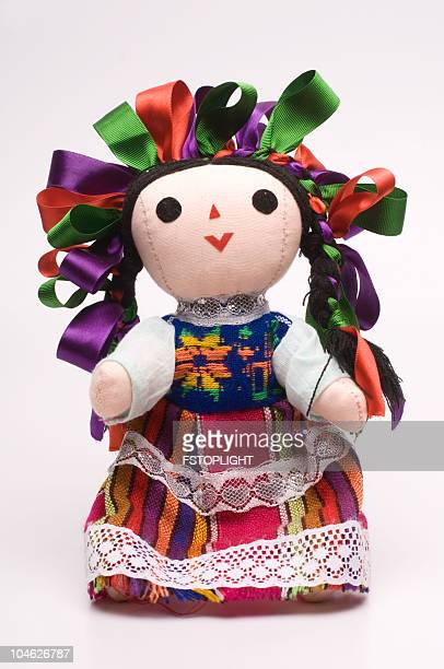 Typical mexican doll